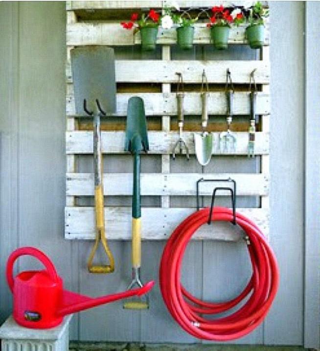 Arredamento da giardino in pallet gr design - Arredi per giardino ...